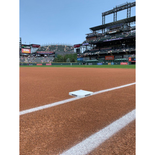 Photo of 2021 MLB Futures Game - Game-Used 1st Base: Innings 1-3, 5-7