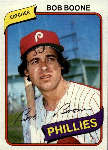 Photo of 1980 Topps #470 Bob Boone