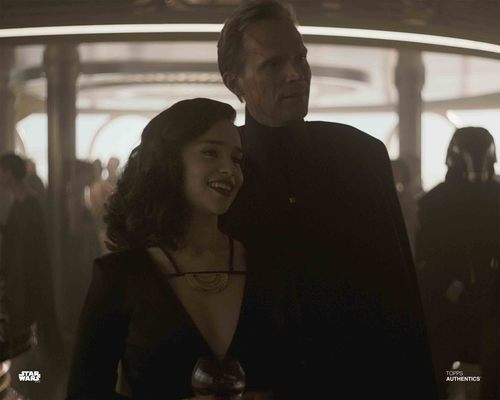 Dryden Vos and Qi'Ra