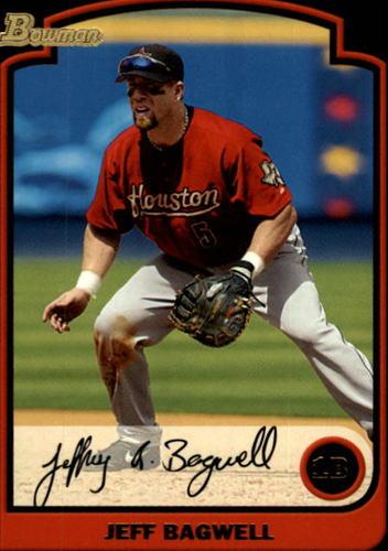 Photo of 2003 Bowman #89 Jeff Bagwell