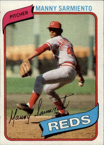 Photo of 1980 Topps #21 Manny Sarmiento