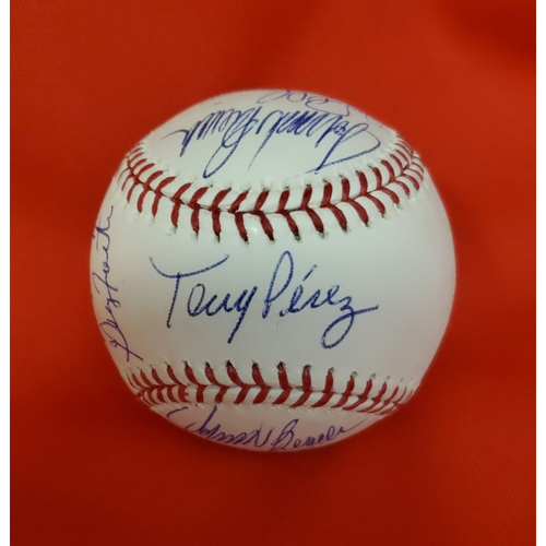 Photo of Big Red Machine 14-Signature Autographed Baseball