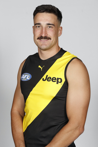 Photo of 2021 Player Issued ANZAC Guernsey - Ivan Soldo #20