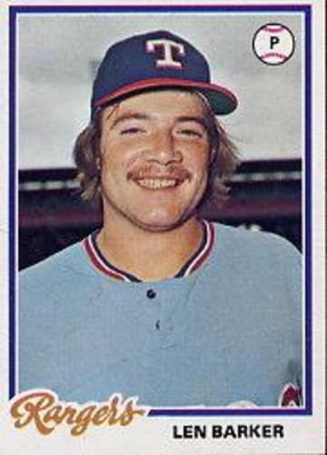 Photo of 1978 Topps #634 Len Barker