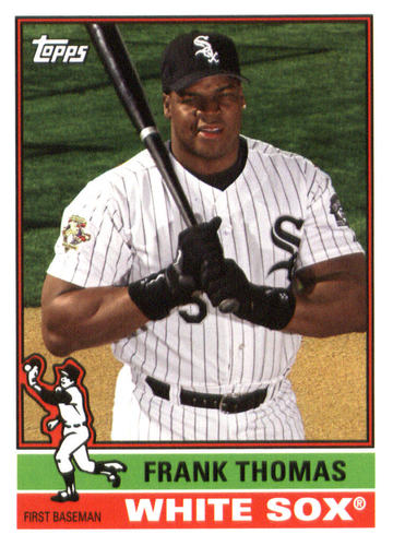 Photo of 2015 Topps Archives #153 Frank Thomas