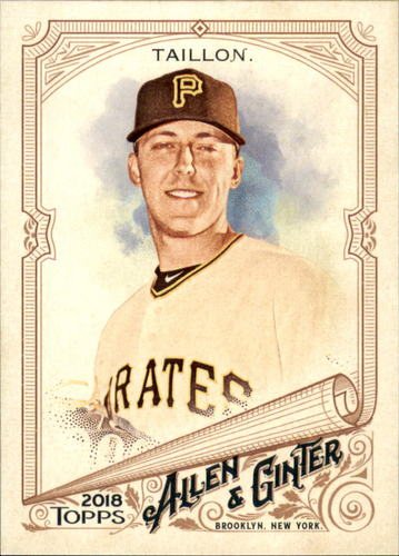 Photo of 2018 Topps Allen and Ginter #298 Jameson Taillon
