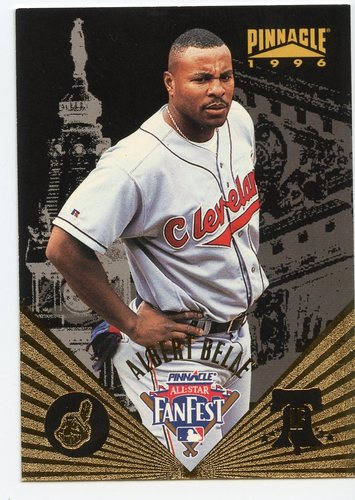Photo of 1996 Pinnacle FanFest #8 Albert Belle