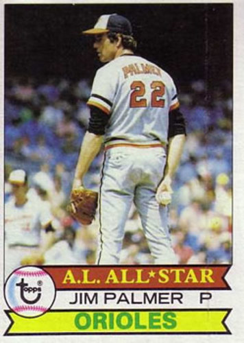 Photo of 1979 Topps #340 Jim Palmer