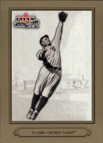 Photo of 2002 Fleer Fall Classics #65 Ty Cobb