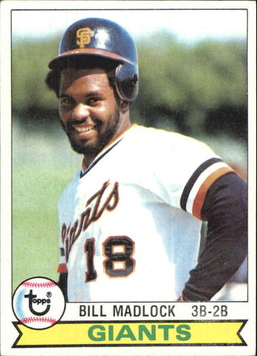 Photo of 1979 Topps #195 Bill Madlock