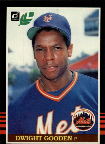 Photo of 1985 Leaf/Donruss #234 Dwight Gooden RC