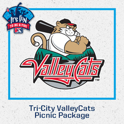 Photo of Tri-City ValleyCats Picnic Package