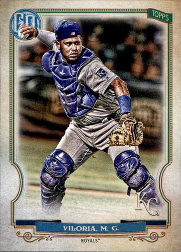 Photo of 2020 Topps Gypsy Queen #106 Meibrys Viloria