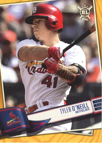 Photo of 2019 Topps Big League #251 Tyler O'Neill
