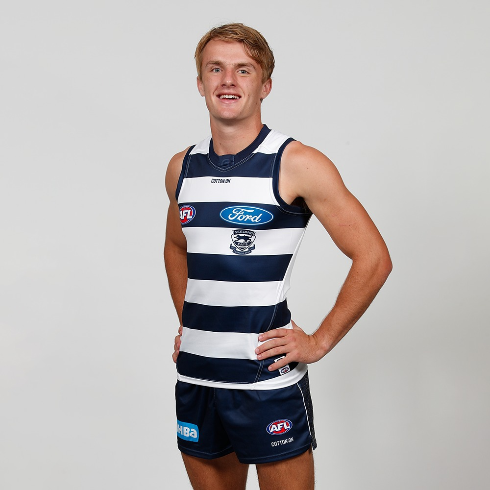 2020 Individually Signed Guernsey- Jacob Kennerley #21