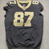STS - Saints Jared Cook Game Used Jersey (11/22/20) Size 44