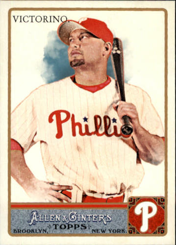 Photo of 2011 Topps Allen and Ginter #179 Shane Victorino