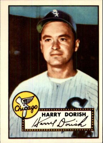 Photo of 1983 Topps 1952 Reprint #303 Harry Dorish