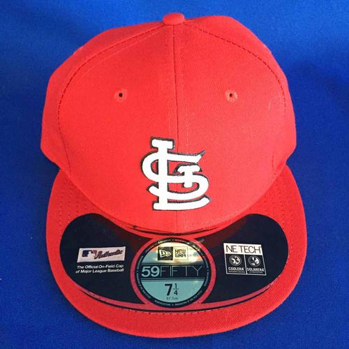 Photo of UMPS CARE AUCTION: St. Louis Cardinals Cap, Size 7 3/4