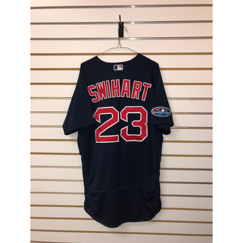 Photo of Blake Swihart Team Issued 2018 Road Alternate Jersey