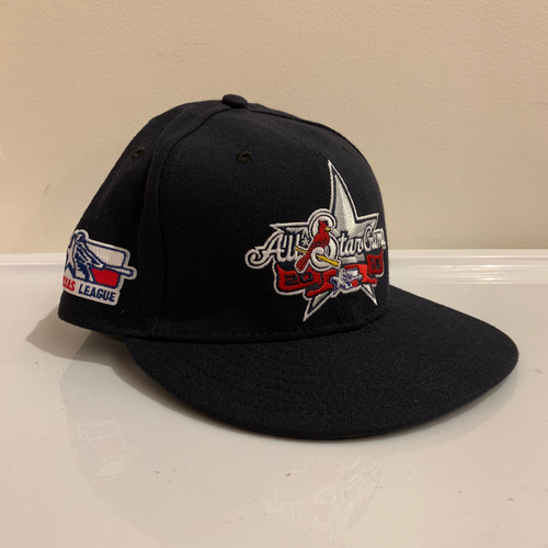 Photo of 2016 Texas League All Star Game -  Game Used Cap  - Edison Frias (Colorado Rockies) Size - 7 -1/8