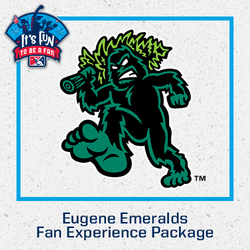 Photo of Eugene Emeralds Fan Experience Package