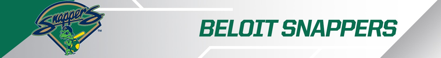 Beloit Snappers team banner