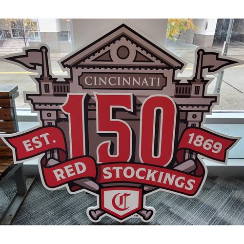 Photo of 150th Anniversary Museum Graphic - LOCAL PICK-UP ONLY