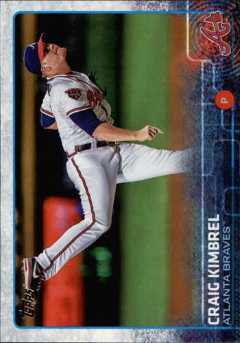 Photo of 2015 Topps #595 Craig Kimbrel