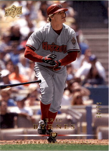 Photo of 2008 Upper Deck Gold #406 Eric Byrnes