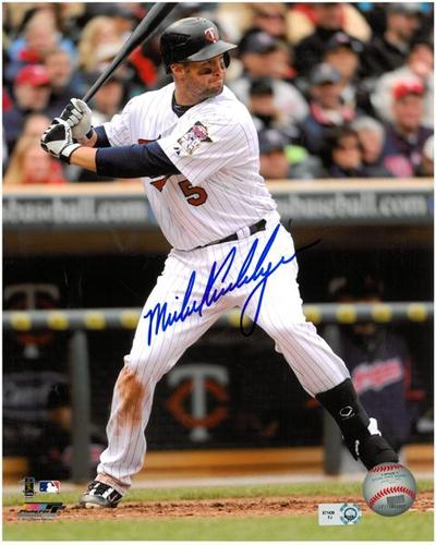 Michael Cuddyer Autographed 8x10 Photo