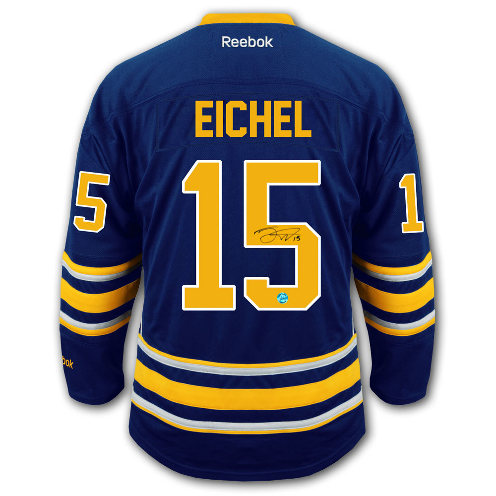 Jack Eichel Buffalo Sabres RBK Premier Autographed Jersey