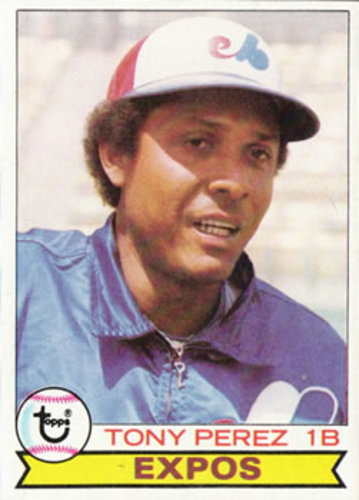 Photo of 1979 Topps #495 Tony Perez