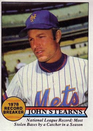 Photo of 1979 Topps #205 John Stearns RB
