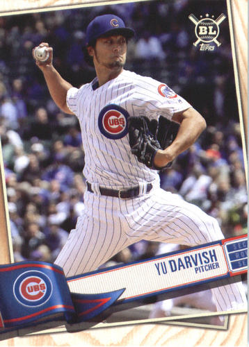 Photo of 2019 Topps Big League #254 Yu Darvish