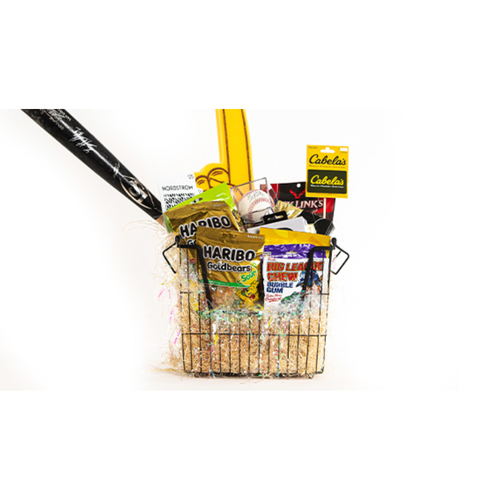"""Photo of Trent Grisham """"Favorite Things"""" Basket - Pick-Up Only at Petco Park"""