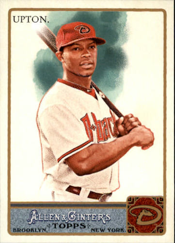 Photo of 2011 Topps Allen and Ginter #185 Justin Upton
