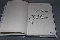 NFL - RICH EISEN SIGNED COPY OF RICH EISEN'S TOTAL ACCESS BOOK