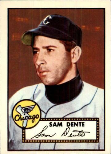 Photo of 1983 Topps 1952 Reprint #304 Sam Dente