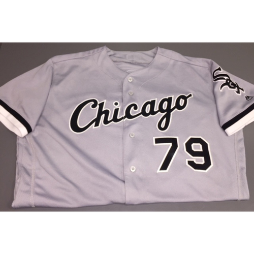 Photo of Countdown to SoxFest - Jose Abreu Team Grey Road Jersey