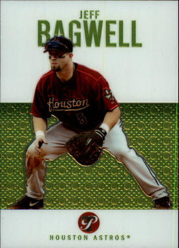 Photo of 2003 Topps Pristine #34 Jeff Bagwell