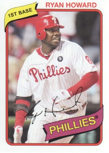 Photo of 2012 Topps Archives #113 Ryan Howard