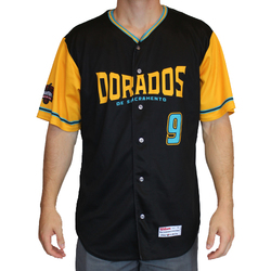 Photo of 2018 DORADOS JERSEY #9 - MYLES SCHRODER - XL