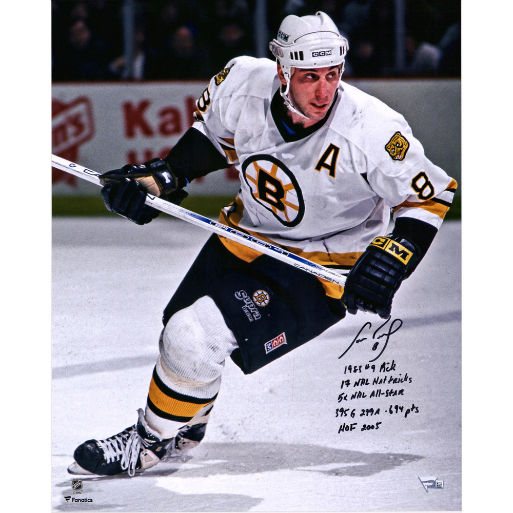Cam Neely Boston Bruins Autographed 16