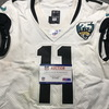 Crucial Catch - Jaguars Marqise Lee Game Used Jersey with 25 Season Patch (10/6/19) Size 38