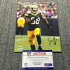 PCF - Packers Sam Barrington Signed Photo