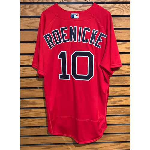 Photo of Ron Roenicke Team Issued 2020 Spring Training Jersey
