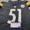 STS - Steelers Avery Williamson Game Used Jersey (11/15/20) Size 42