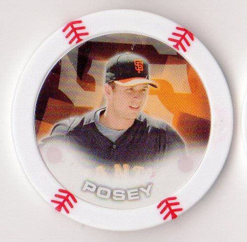 Photo of 2014 Topps Chipz #72 Buster Posey