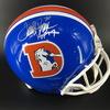 HOF - Broncos Terrell Davis Signed Proline Helmet